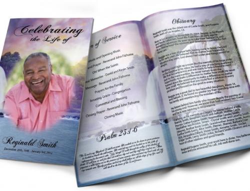 Creating the Best Funeral Memorial Folder